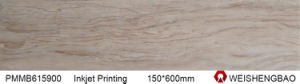 Inkjet Printing Wood Look Chinese Porcelain Tile pictures & photos