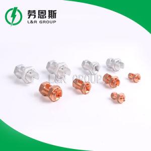 Tj Imported Copper or Aluminium Split Bolt pictures & photos