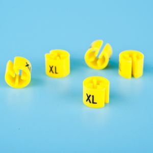 Wholesale Plastic Size Marking Ring for Clothes (LT-8026-4) pictures & photos