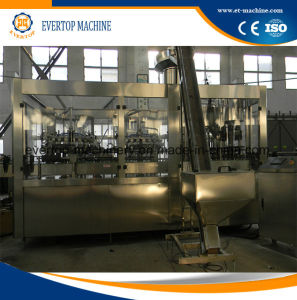 Automatic Glass Bottle Wine/Juice/Water Filling Machine pictures & photos