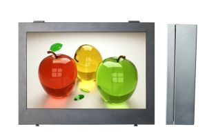 24′′ Outdoor Wall Mount TV Advertising LCD Display Monitor pictures & photos