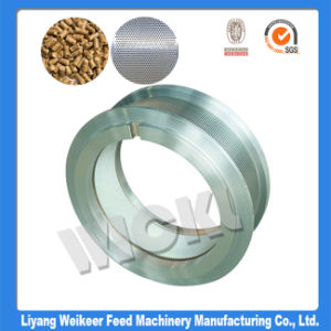 Szlh Series Sinking Fish Feeds Pellet Mill Ring Die pictures & photos