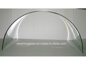 12mm Clear Bent Toughened Building Curved Tempered Glass for Building and Furniture pictures & photos
