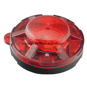Road Flares Roadside Flashing Emergency LED Lights Beacon with Magnetic Base for Car or Marine pictures & photos