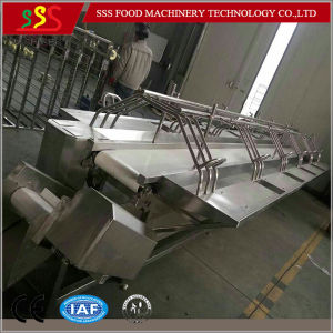Stainless Steel Fish Manual Fish Cutting Table Cheap Price pictures & photos
