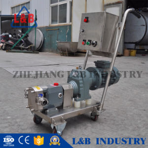 Small Auto Steel Industrial Hot Electric Gear Pump for Oil pictures & photos