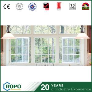 UPVC Latest Casement Design Vinyl Window Grill Design pictures & photos