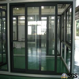High Quality Thermal Break Aluminium Profile Frame Sliding Door, Aluminum Window, Aluminium Window, Window K01193 pictures & photos