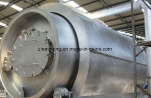 Auto-Feeding Plastic Pyrolysis Plant 15ton Per Day pictures & photos