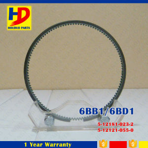6bb1 4bb1 Engine Spare Parts Isuzu Piston Ring (5-12181-023-0 5-12121-055-0) pictures & photos