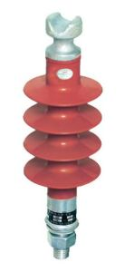 Composite Pin Insulator/ Line Post Insulator (Fpq-24/6) 24kv 6kn pictures & photos