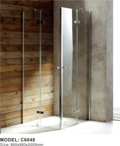 French Shower Enclosure, 6mm Glass Bathroom Shower Room Price in India