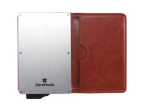 Anti Theft RFID Blocking Card Sleeve Wallet for Credit Card Protector pictures & photos