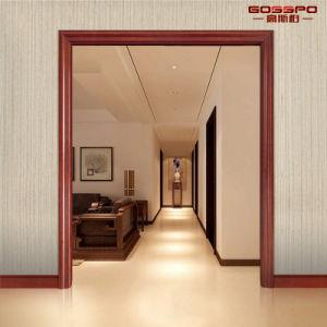 interior room solid wooden decorative door frame moulding gsp17002