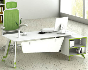 Modern Design Office Desk Office Table, Melamine Desk pictures & photos