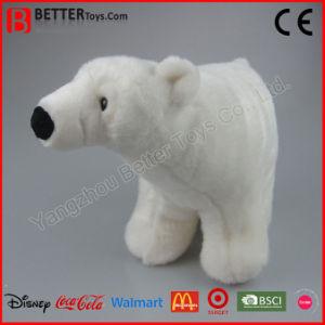 Lifelike Plush Toy Stuffed Animal Soft Polar Bear for Kids pictures & photos