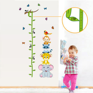 Home DIY Decor Wall Sticker Kids Child Growth Height Tall Measure Chart Decal Wallpaper pictures & photos