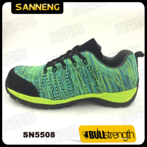 Lighter&Comfortable Low Cut Safety Shoe with Composite Toe (SN5508) pictures & photos