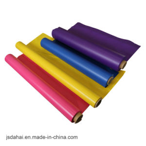 1200mm Red Plastic PVC Roll pictures & photos