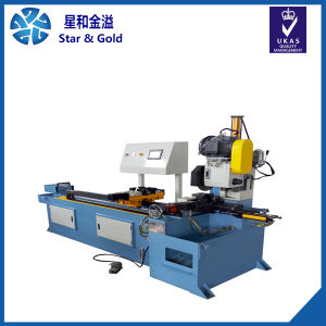 Automatic Metal Pipe Cutting Machine pictures & photos