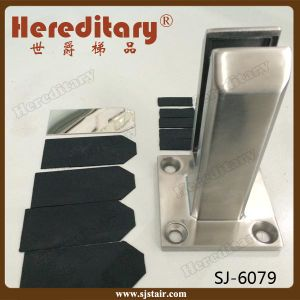 Stainless Steel Swimming Pool Fencing Base Plate Glass Spigot (SJ-H1356) pictures & photos