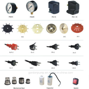Pool 100% Copper Wire Self-Priming Centrifugal Water Pump with Fitting pictures & photos