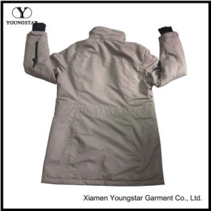 Ys-1076 Winter Windstopper Lined Softshell Jacket for Men Mens pictures & photos
