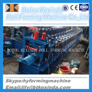 333 New Type Roof Ridge Cap Roll Forming Machine pictures & photos