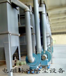 Yellow Lead Powder Production Machinery pictures & photos