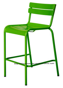 Dining Restaurant Garden Coffee Luxembourg Stacking Green Bar Chair pictures & photos