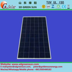 36V 320W-335W Mono Solar Cell Panel Positive Tolerance pictures & photos
