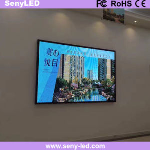 P4 Full Color LED Video Advertising Wall LED Display pictures & photos