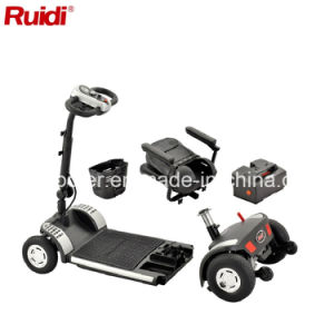 Foldable Scooter Travel Mobility Scooter Go Go pictures & photos