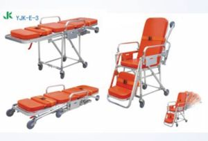 Emergency Ambulance Strecher Chair Strecher pictures & photos