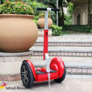 Cheapest Hot Sell 17 Inch Two Wheel Self Balance Electric Standing Scooter pictures & photos