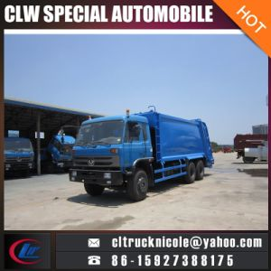 10-12cbm 8ton Compressed Garbage Truck for Sale pictures & photos