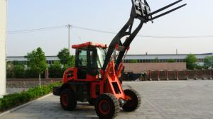 Eougem Gem930 Mini Front End Loader with Hydraulic Joystick Control pictures & photos