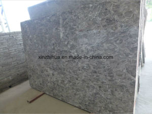 Grey China King Flower Marble Slabs&Tiles for Wall and Flooring pictures & photos