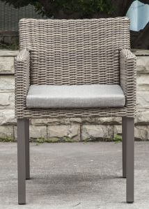Modern Outdoor Rattan/Wicker Chair (LN-2000W) pictures & photos