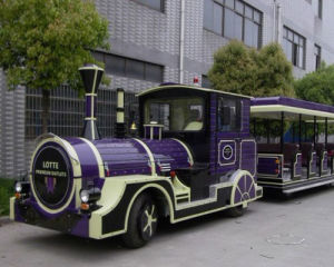 Amusement Electric Trackless Toursit Train pictures & photos