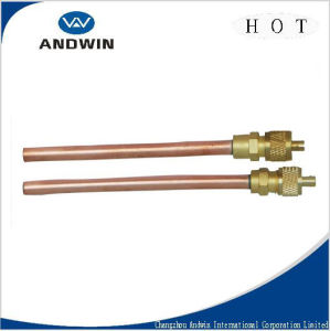 Air Conditioning 1/4 70mm 100mm Access Valve pictures & photos