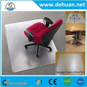 Manufacturer Clear PVC Plastic Floor Mat for Floor /Carpet Protection pictures & photos