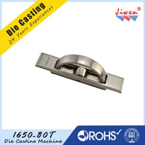 China Foundry Zinc Die Casting Chrome Plating Window Lock pictures & photos