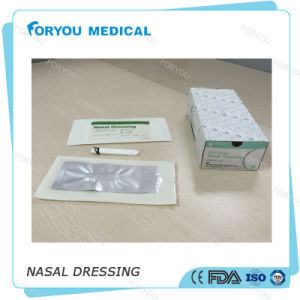Nose Hemostatic Sponge Ent Merocel Standard Dressing Nasal Pack Sponges pictures & photos