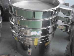 Zs-1500 SUS304 Circle Pharmaceutical Vibrating Sieving Machine pictures & photos