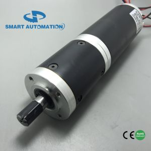 Size 52mm Planetary Gearbox DC Motors, Rated Torque Upto 30n. M pictures & photos
