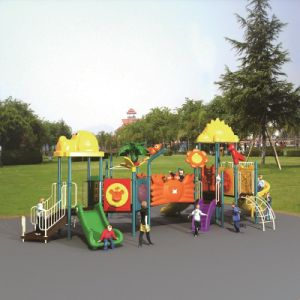 China Factory Price Nice Outdoor Playground pictures & photos
