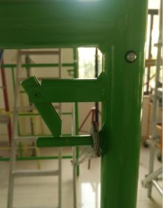 Locking Pin in Frame Scaffolding pictures & photos