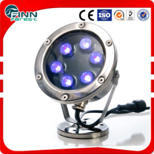 Fenlin RGB 7 Color Change LED Underwater Fountain Light pictures & photos
