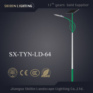 6-10m Outdoor LED Solar Street Light with Ce Approved pictures & photos